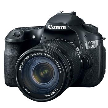 Rent Canon 60D + 18-135 Lens