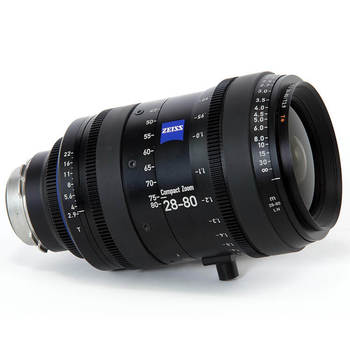 Rent ZEISS COMPACT ZOOM 28-80mm CZ.2 (Brand New in Pelicase)