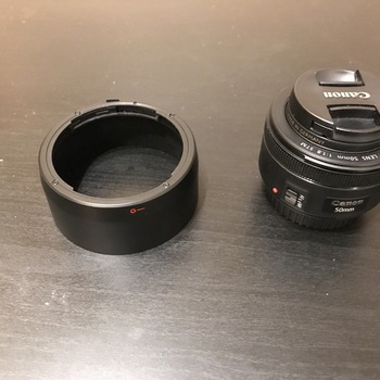 Rent 50mm Canon Lens