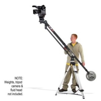 Rent 8' to 16' jib with remote head