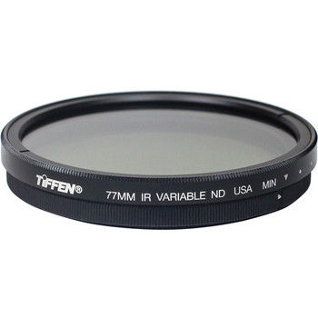Rent Canon EF 24-70mm f/2.8L II USM Lens + Tiffen Variable ND
