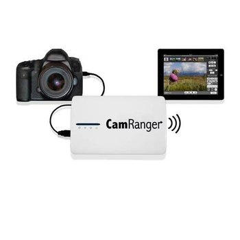 Rent CamRanger Remote Canon & Nikon wireless Camera Control