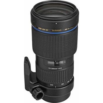 Rent Tamron 70-200mm f/2.8 Di Sp (IF) Zoom Lens For Canon