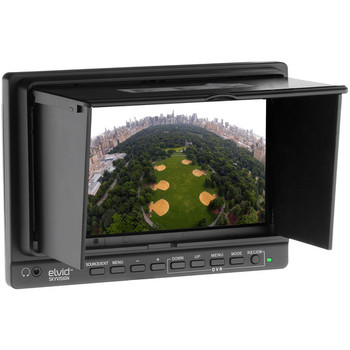 "Rent Elvid SkyVision 7"" On-Camera & Aerial Imaging LCD Monitor"