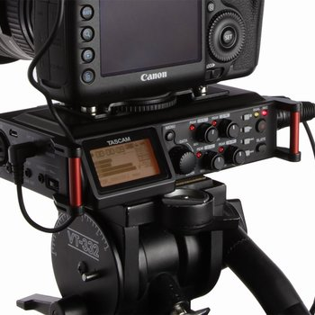 Rent Tascam DR-70D 4 Channel Audio Recorder