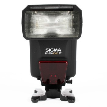 Rent 1 Sigma EF-500 DC ST flash + FREE Trigger!!