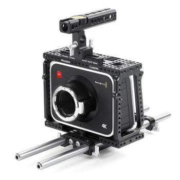 Rent Blackmagic Production Camera 4K Kit (EF Mount)