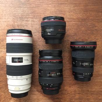 Rent 5D Mark II w/ Battery Grip + Lens + Flash + Bag
