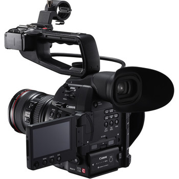Rent Canon C100 Mark II EOS Cinema & IS Lens Kit