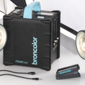 Rent Broncolor Move Pack with 2 MobiLED Head Kit