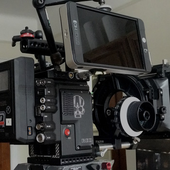 Rent RED Epic-W Helium 8K Compact Camera Package w/o lens