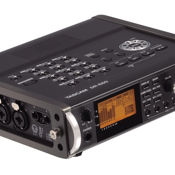 Rent Tascam DR-680. An awesome and affordable field recorder. 4 phantom powered inputs. 6 inputs total.