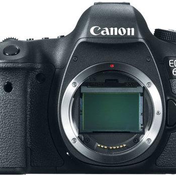 Rent Canon 6D DSLR camera body
