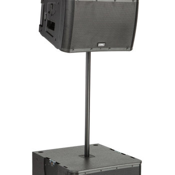 Rent QSC KLA line array system package