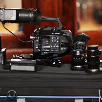Rent Sony FS7 Shooting Kit - Best Deal
