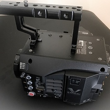 Rent Varicam LT Package, fully kitted, all accessories including RAW recorder & Fujinon T2.9 20 - 120 lens