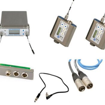 Rent Lectrosonics Block 19 SRb/SMQV wireless kit with Sanken COS-11 lavs