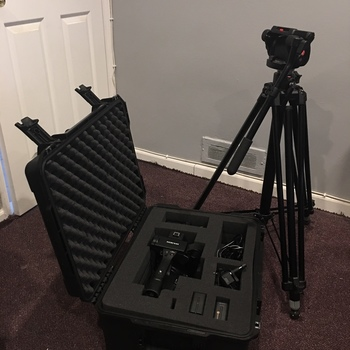 Rent Complete 4K camera package