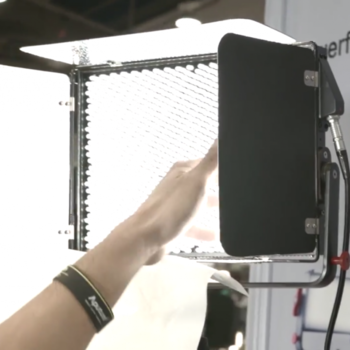 Rent Aputure Lightstorm LED panel (Bright as a 1K)