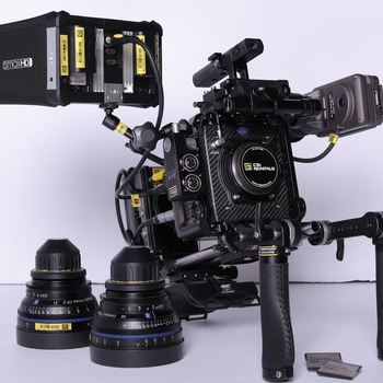 Rent Arri Alexa Mini Cinema PL Lens Package