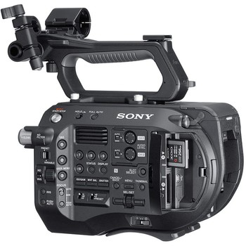Rent Sony PXW FS7II XDCAM 4K Super 35mm Camcorder