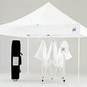 Rent E-Z Up Pop Up 10'X10' Tent