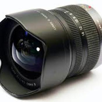 Rent Lumix G. Vario f.4/7-14mm (14-28 35mm equivalent)