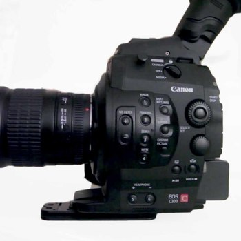 Rent Canon C300 Kit