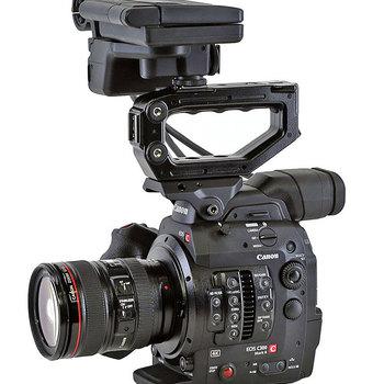 Rent C300 w/ Sachtler TRIPOD (3) lenses