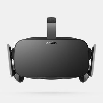 Rent Oculus Rift Package with Touch Controllers and Headphone - FREE DELIVERY