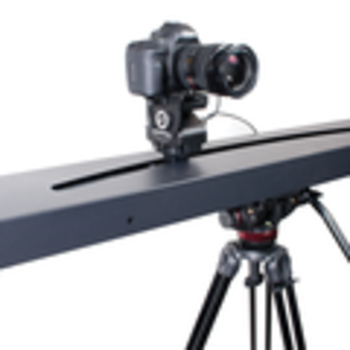 "Rent ""One Man Crew"" automatic, variable-speed, parabolic slider w/ Heavy-duty tripod or 2 Stands"