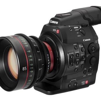 Rent Canon C300 MKII w/CN-E Lenses Full Indie Package