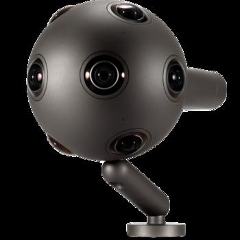 Rent Nokia Ozo 360 VR Camera Rig