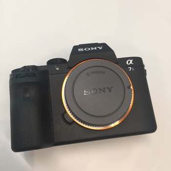 Rent Sony A7s II Kit (includes lenses, shotgun mic, and external HD monitor)