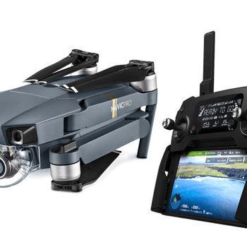 Rent DJI Mavic Foldable Drone 4K Atonomous Gesture recognition 4mi range Quadcopter