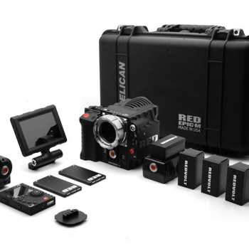 Rent RED Epic 5K Camera Kit