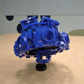 Rent 360RIZE Pro10 v2 Rig for GoPro HERO4/3+/3