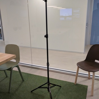 Rent Manfrotto Compact Air-Cushioned Stand (7', great for VR)