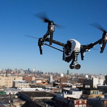 Rent DJI INSPIRE 1 V2 4K WITH DUAL CONTROLERS FOR CAMERA AND PILOT OPTIONAL SKYCAMUSA PILOT