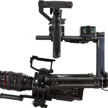 Rent Gremsey G14 3 Heavy Axis gyro stablized camera mount