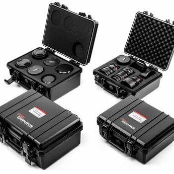 Rent Rokinon  kit 24, 35, 50, 85mm T1.5 Cine Bundle for Canon EF Mount