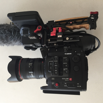 Rent C300 Mark II • plus LensKit