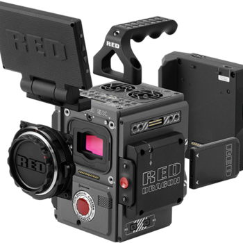 Rent RED Scarlet-W EF/PL Mount Kit
