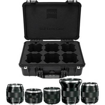 Rent Zeiss Prime Lens Set