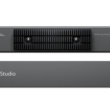 Rent Blackmagic Design ATEM Television Studio Production Switcher