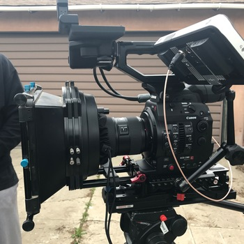Rent Loaded C300 Mark II Kit | 16-35 | 24-70 | 70-22 | 4 Batts | 3 CF Cards & More!