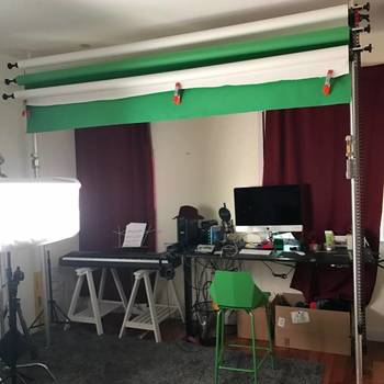 Rent Downtown Luxury Suite with Full Production Equipment & Personnel Needs
