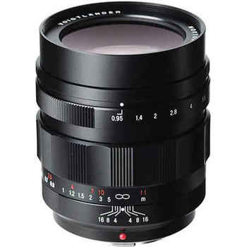 Rent Voightlander Nokton f/0.95 42.5mm Prime MFT mount
