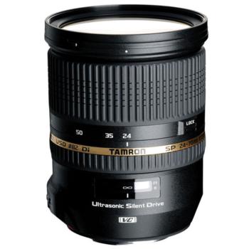 Rent Tamron 24-70 f/2.8 Lens (EF mount)
