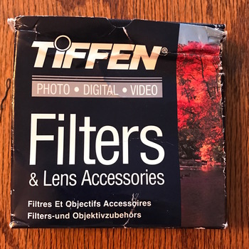 Rent Tiffen 72mm Lens UV Protector
